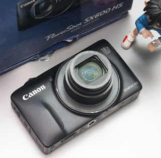 Jual Canon SX600 Wifi