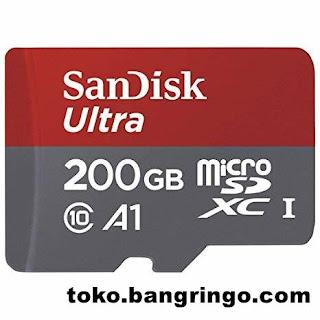 200GB - SANDISK - MicroSD Ultra