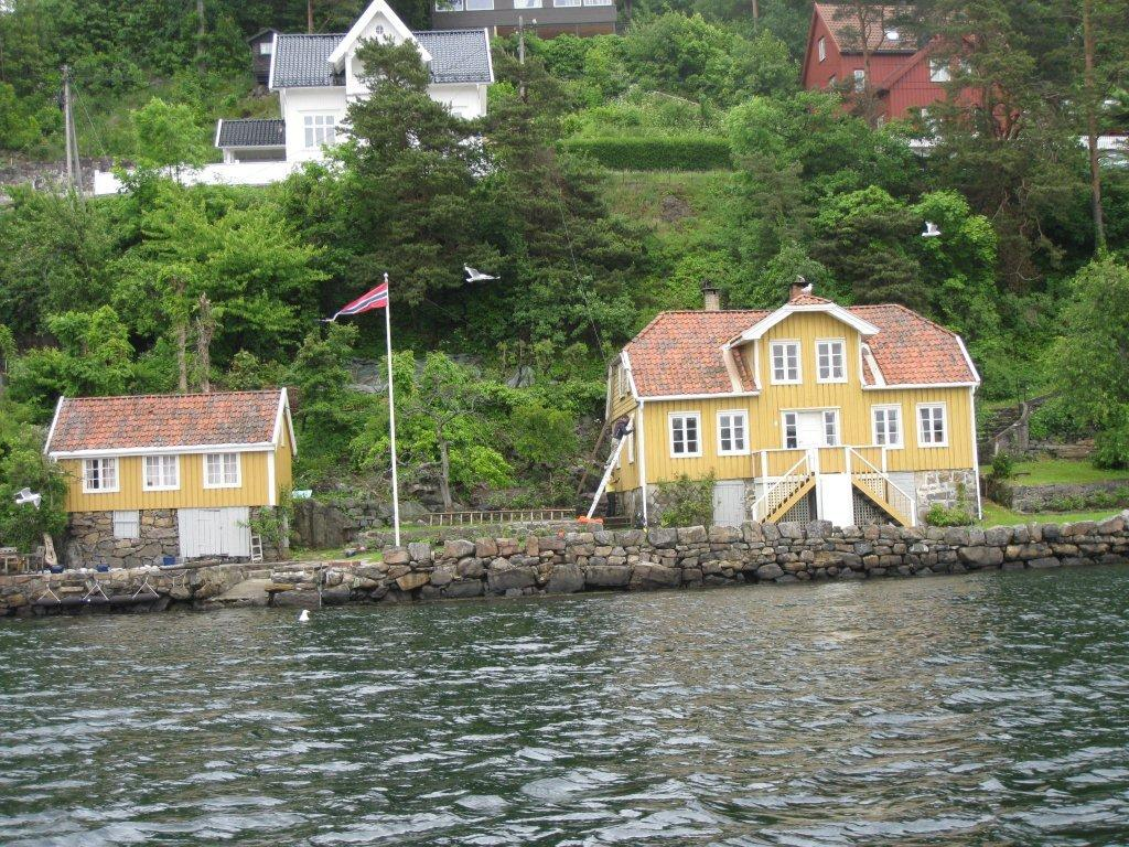 vannstand randsfjorden 2017
