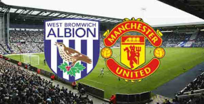 Susunan Pemain West Brom vs Manchester United