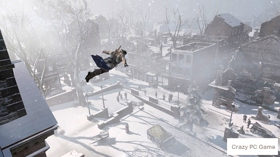 Assassin's Creed Three
