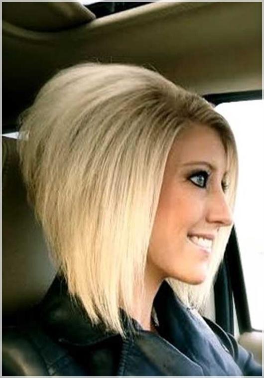 Frisuren Bob Kurz Stufig Hinten Mittellange Haare