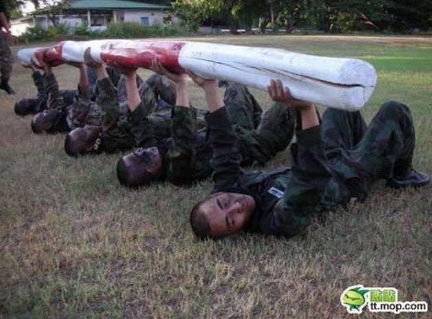 Bukan Mudah Untuk Menjadi Komando Tentera