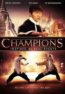 Champions (2008) Hindi Dual Audio HDRip | 720p | 480p