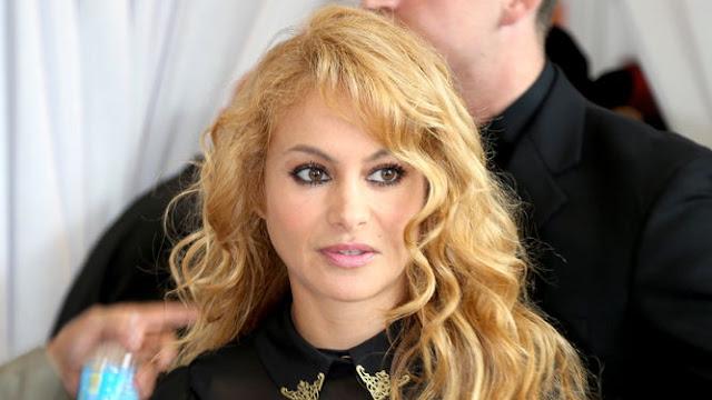 Paulina Rubio pensó que estaba cantando en los Premios MTV en lugar de TeleHit