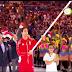 شاهد البعثة المصرية خلال حفل افتتاح أولمبياد ريو دي جانيرو 2016 بالبرازيل