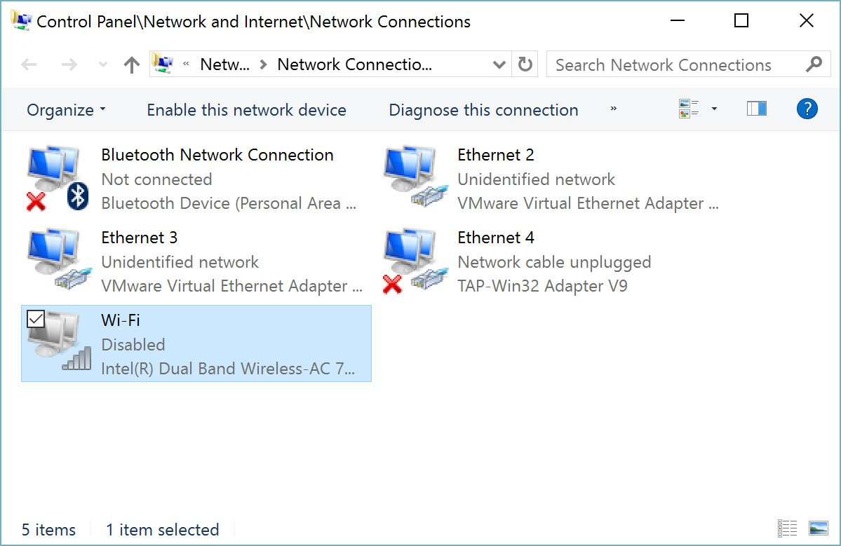 Tech Tips N' Tricks: Can't connect to any Wi-Fi network on
