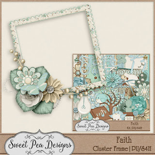 $1 BYOC at Daisies & Dimples *New* Faith Collection