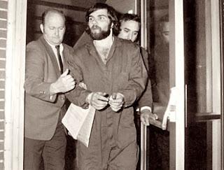 Photo de Ronald DeFeo Junior lors de son procès