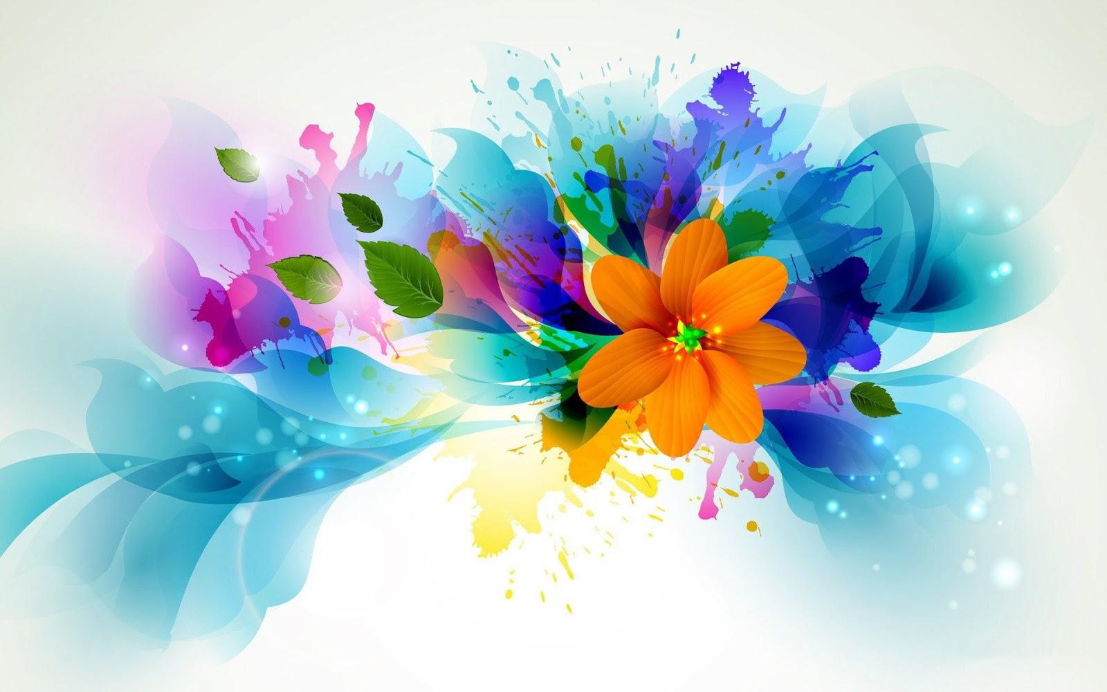 art flower art