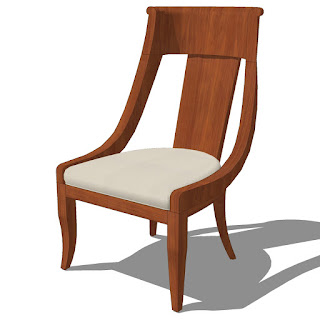 Sketchup - Chair-020