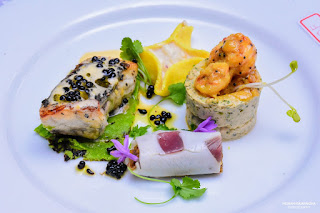 Five star quality: National Bocuse d'Or chefs compete using fresh Round Island Barramundi