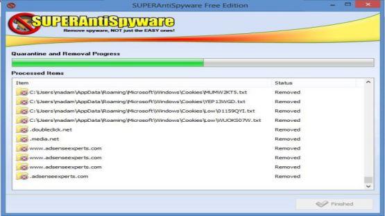 Super Anti-Spyware screenshot 4