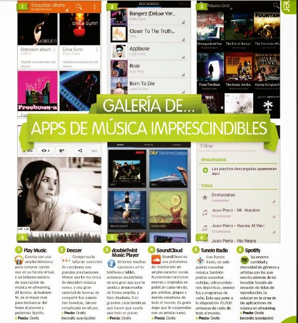 Revista Android Magazine PDF Español Noviembre del 2013