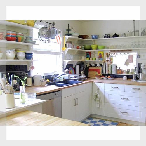 7 Dapur Minimalis Sederhana Tanpa Kitchen Set Terbaik Desain Rumah 137