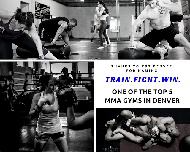 Top 5 MMA Gym Denver