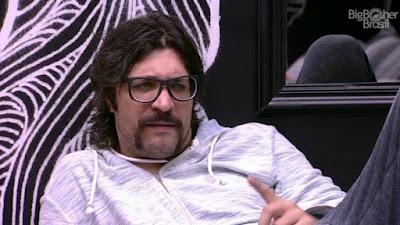 BBB17: O estrategista Pedro é o novo líder no Big Brother