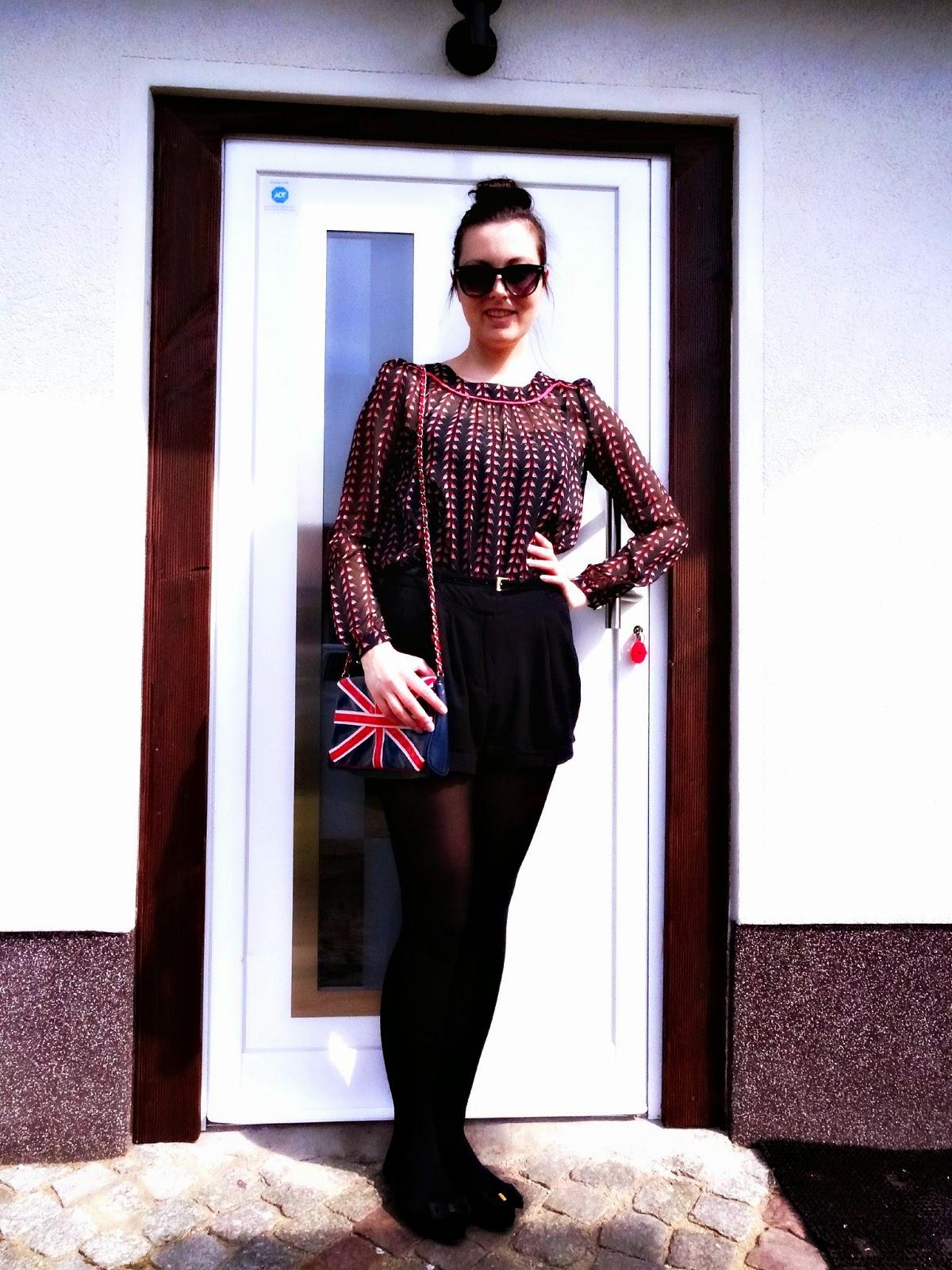 Joy and Primark Fashion styling post