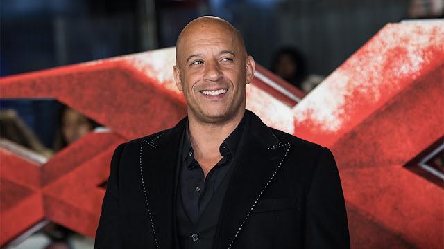 Vin Diesel named top-grossing actor of 2017 (Full list)