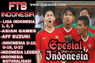 FTS Mod Special Indonesian Apk Data Obb