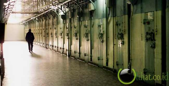 Penjara La Sante di Perancis