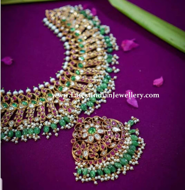 Manjula Heritage Necklace