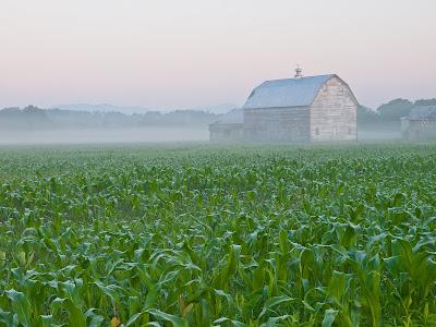 Hudson Valley Farm Photo Exhibit at Olana