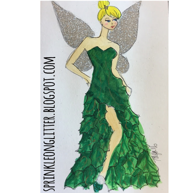 Sprinkle On Glitter Blog// Tinker Bell