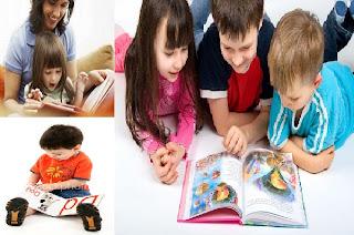langkah-langkah memudahkan dalam belajar bagi anak
