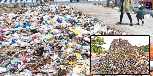 இந்தியாவின் தூய்மை நகரங்கள் பட்டியலில் ஓராண்டில் 200 இடங்கள் பின்னுக்கு தள்ளப்பட்ட சென்னை