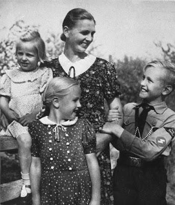 Ναζιστική Οικογενειακή πολιτική