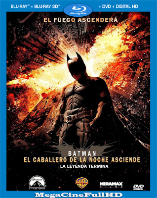 Batman: El Caballero De La Noche Asciende (2012)