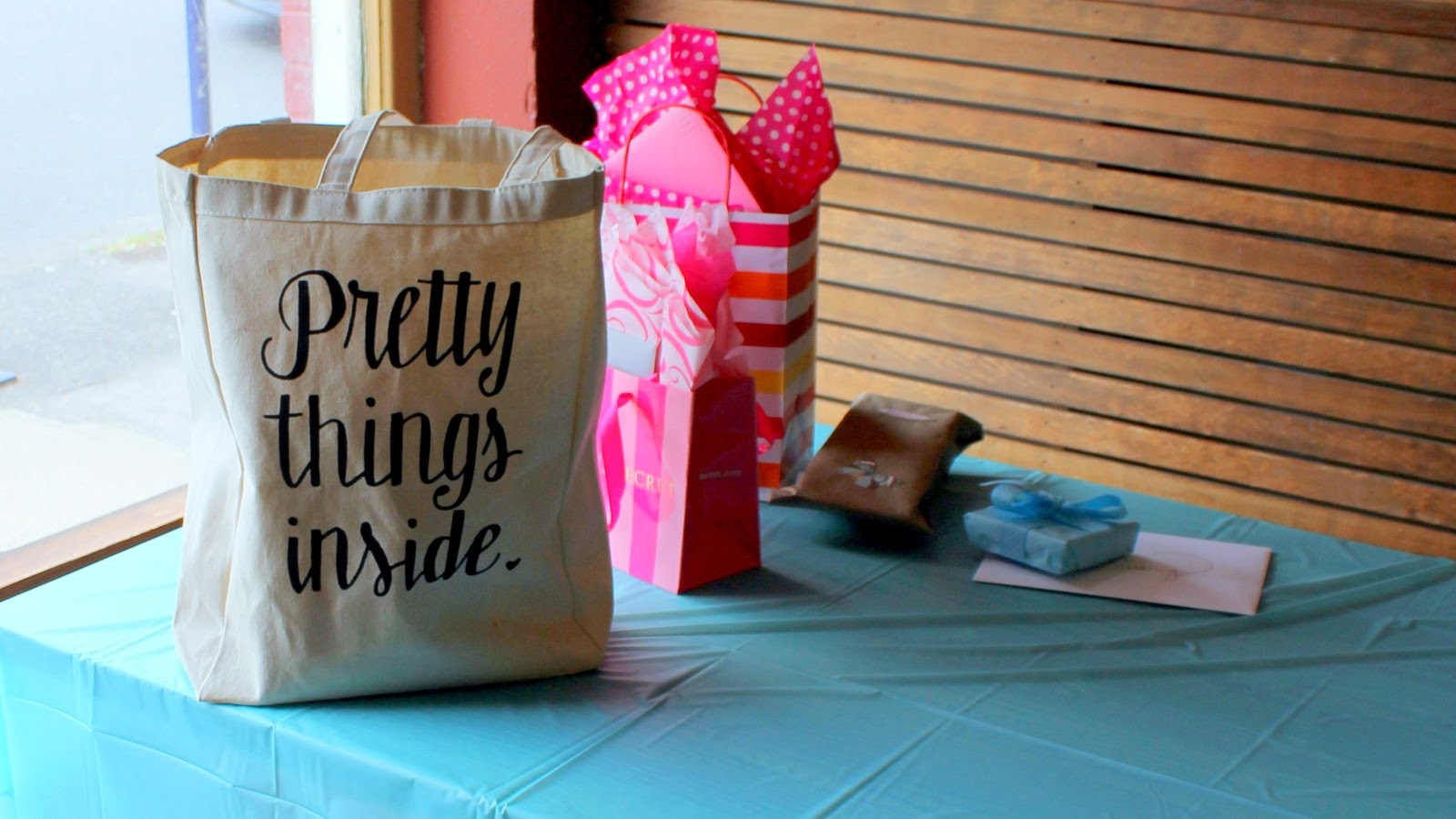 Gift Ideas Wedding Party: Dream State: Brittney's Bridal Shower Tea Party & Gift Ideas
