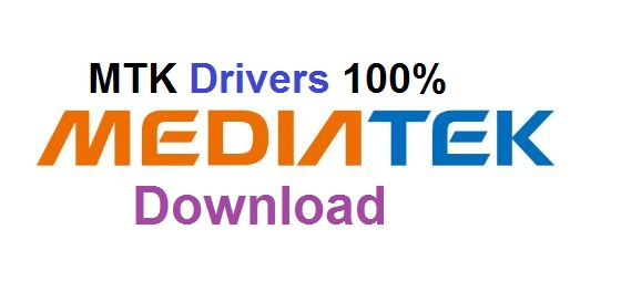 Download latest MTK drivers 100% working.