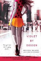 Violet by desing – Melissa Walker