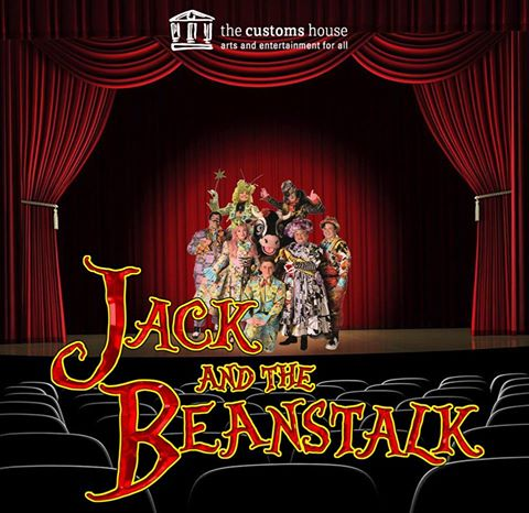 Jack and the Beanstalk Pantomime at the Customs House South Shields | A Review