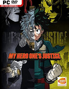 My Hero - Ones Justice Jogos Torrent Download capa