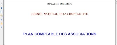 25387 - Plan comptable des associations marocaine