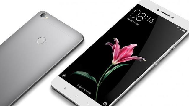 Xiaomi Mi Max 2 Unlocks 5300mAh Battery