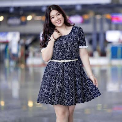 Tips Memilih Baju untuk Wanita Gemuk