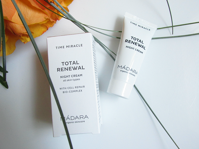 Unboxing: LoveLula Beauty Box Dezember - MADARA - Total Renewal Night Cream - 20ml Tester