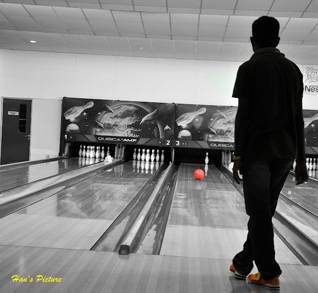 Dark Side Of Bowling