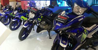 Yamaha Segarkan Varian Movistar MotoGP Special  Edition