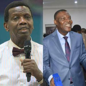Pastor Adeboye and Pastor J.O. Obayemi