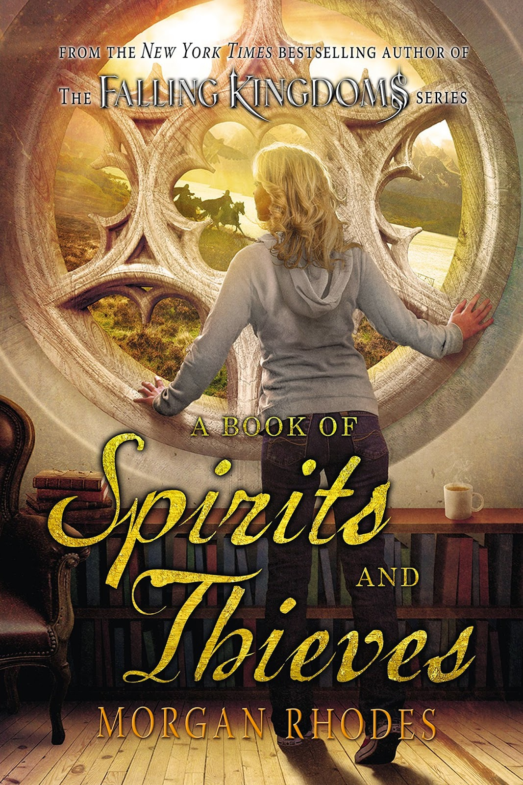 A Book Of Spirits And Thieves Spirit And Thieves, Book One By Morgan Rhodes  Isbn13: 9781595147592 Publisher: Razorbill Amazon, Goodreads