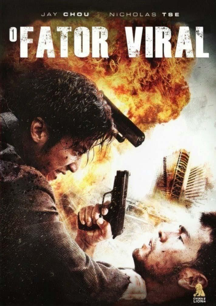 O Fator Viral Torrent – Blu-ray Rip 720p Dublado (2015)