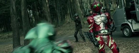 Tokutube - Menu Kamen Rider Amazons