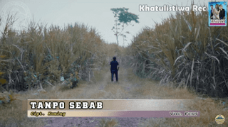 Lirik Lagu Tanpo Sebab - Fery