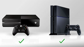 Xbox One and PS 4 Used games