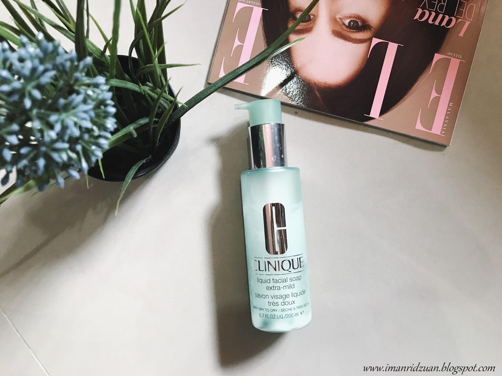 Liquid Facial Soap Extra Mild by Clinique #12